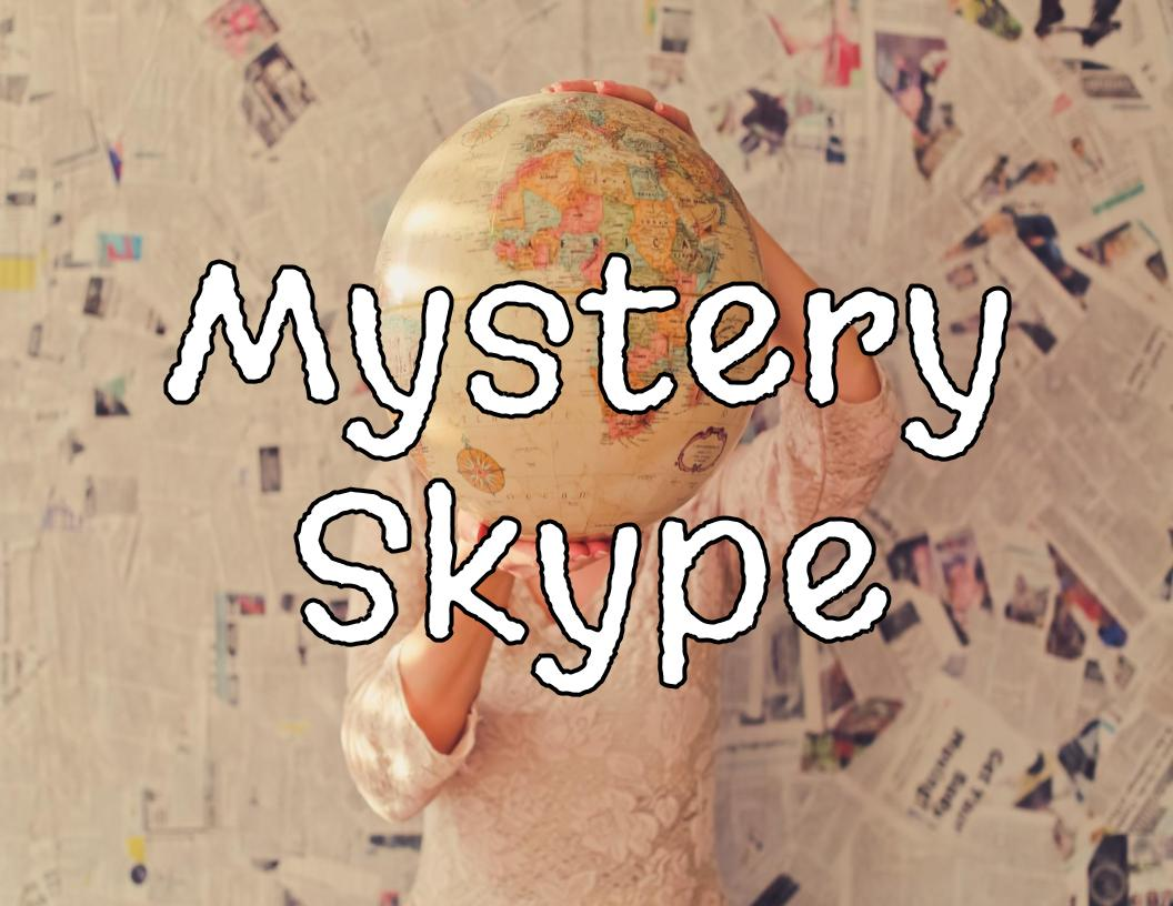 Learn more about #MysterySkype
