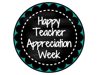 Teacher Appreciation Week FREE Gift Tags!
